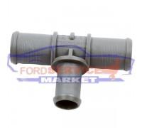 Тосольный тройник системы охлаждения 20x16x20 для Ford