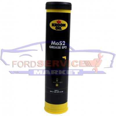 Смазка графитовая с молибденом MOS2 GREASE EP 2 400г