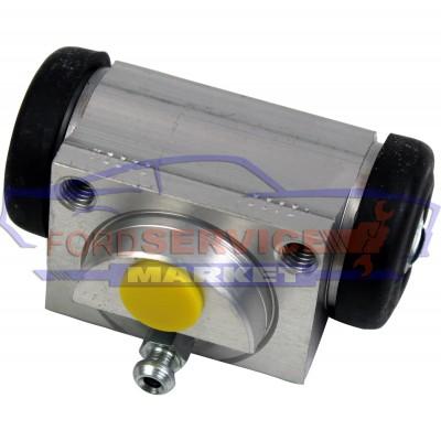 Тормозной цилиндр задний под барабан аналог для Ford Fiesta 6 c 02-08, Fusion c 02-12