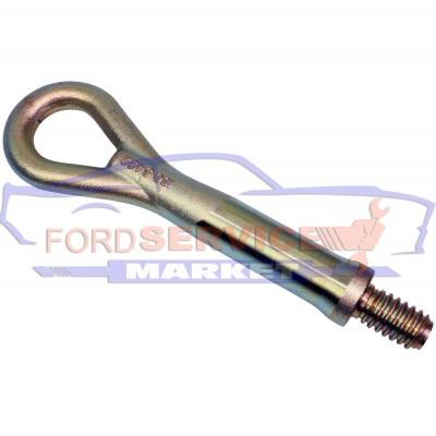 Крюк буксировочный 190мм аналог для Ford Fiesta 7 с 08-, B-Max с 12-, Ecosport с 13-, Focus 3 с 11-, C-Max c 11-, Kuga с 08-, Mondeo с 07-, S-Max/Galaxy с 06-, Mustang с 15-, KA с 16-