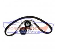 Комплект ремень ГРМ+ролики неоригинал для Ford 2.0 TDCi DW10