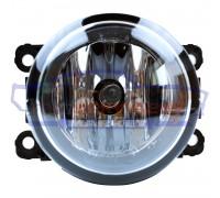 Фара противотуманная ПТФ передняя неоригинал для Ford