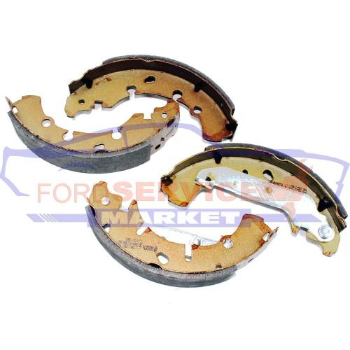 Тормозные колодки задние барабанные неоригинал для Ford Fiesta c 02-08, Fusion c 02-12