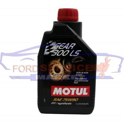 Масло трансмиссинное МКПП 75W-90 Motul Gear 300 LS (1л.) для блокировок