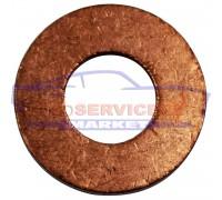 Шайба медная пробки слива масла неоригинал для Ford 1.4-1.5-1.6-2.0-2.2 TDCi