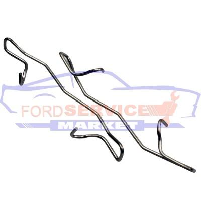 Ремкомплект пружин задних суппортов неоригинал для Ford Focus 2 c 04-11, Focus 3 c 11-18, C-Max 1 c 03-10, C-Max 2 c10-, Kuga 2 c 13-