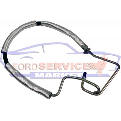 Трубка ГУР выcокого давления неоригинал для Ford Fiesta 6 c 02-08, Fusion c 02-12 для 1.25-1.4-1.6 Sigma/Duratec