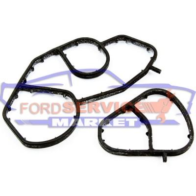 Прокладки масляного теплообменника комплект неоригинал для Ford 1.4-1.6 TDCi