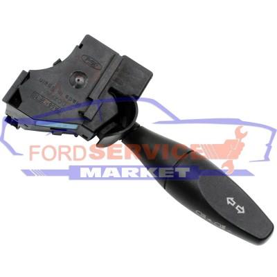 Рычаг переключения поворотников Б/У оригинал для Ford Fiesta 6 c 02-08, Fusion c 02-12