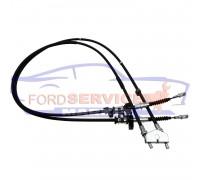 Тросы ручника основные дисковый тормоз неоригинал для Ford Fiesta 7 ST180 c 13-17