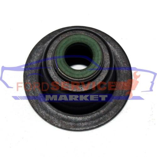 Сальники клапанов IN/EX комплект неоригинал для Ford 1.25-1.4-1.5-1.6 Duratec/Sigma