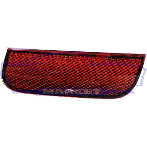 Отражатель катафот заднего бампера левый оригинал для Ford Fusion c 02-12, Focus 2 c 04-07 универсал