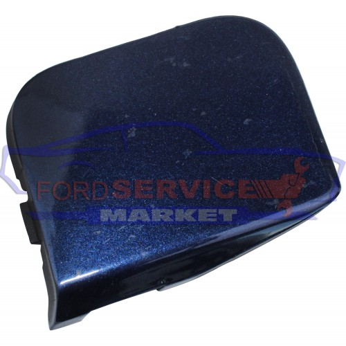 Заглушка буксировочного крюка переднего бампера Б/У оригинал для Ford Fusion c 02-05
