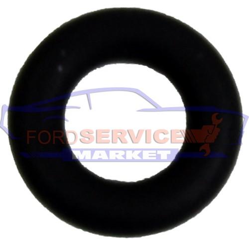 Кольцо форсунки резиновое черное неоригинал для Ford