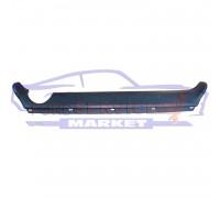 Спойлер заднего бампера оригинал Б/У для Ford Fiesta 6 ST150 c 04-08