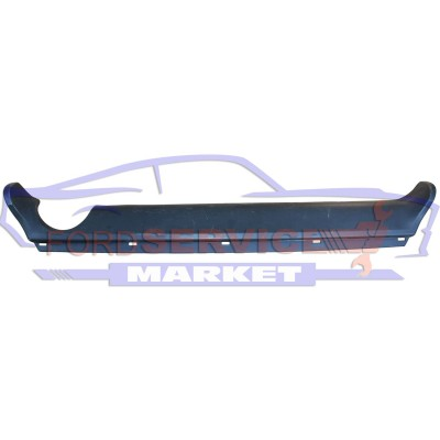 Спойлер заднего бампера Б/У оригинал для Ford Fiesta 6 ST c 04-08