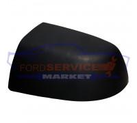 Крышка зеркала левого накладка LH погрунтована аналог для Ford Fiesta 6 c 06-08, Fusion c 06-09, Focus 2 c 04-08, C-Max 1 c 03-07, Mondeo 3 c 04-07