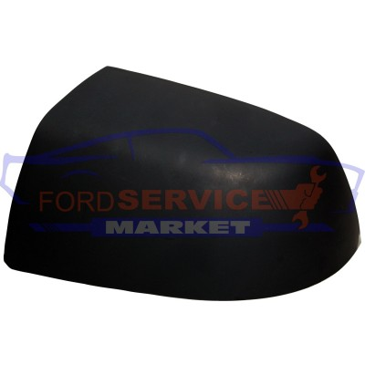 Крышка накладка зеркала LH грунт неоригинал для Ford Fiesta 6 c 06-08, Fusion c 06-09, Focus 2 c 04-08, C-Max 1 c 03-07, Mondeo 3 c 04-07