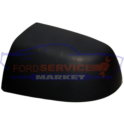 Крышка/накладка зеркала LH грунт неоригинал для Ford Fiesta 6 c 06-08, Fusion c 06-09, Focus 2 c 04-08, C-Max 1 c 03-07, Mondeo 3 c 04-07