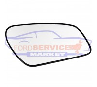 Стекло зеркала RH подогрев квадратное крепление оригинал для Ford C-Max 1 c 03-07