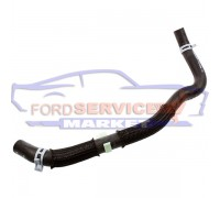 Патрубок охлаждения под впускным коллектором оригинал для Ford 1.8-2.0-2.3-2.5 Duratec HE с 03-15
