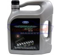 Масло моторное Ford Formula F 5W40 (5 л.)