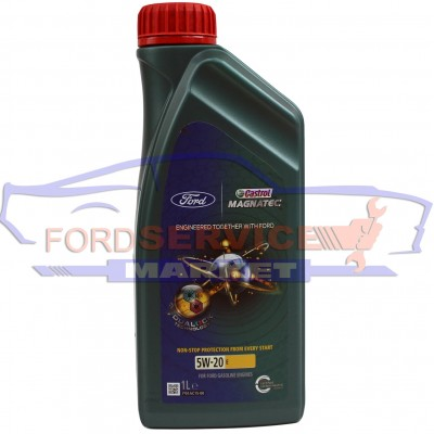 Масло моторное Castrol Magnatec Professional Ford 5W-20 (1л.) для Ford