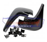 Брызговики передние комплект с крепежом оригинал для Ford Fiesta 6 c 02-08