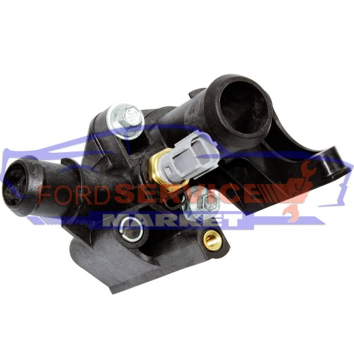 Фланец охлаждения ГБЦ оригинал для Ford 1.5-1.6 Sigma/Duratec