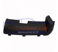 Заглушка буксировочного крюка заднего бампера оригинал для Ford Fiesta 7 c 08-13 Zetec S / Sport