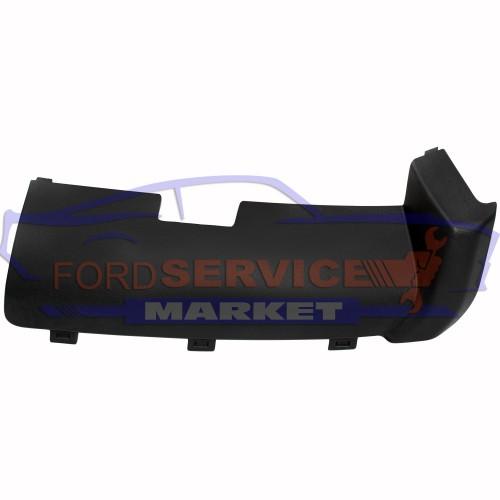 Заглушка буксировочного крюка заднего бампера оригинал для Ford Fiesta 7 c 08-13 Zetec S (Sport)