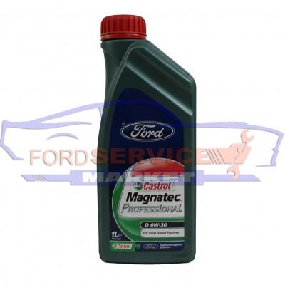 Масло моторное Castrol Magnatec Professional 0W-30 diesel 1л для Ford