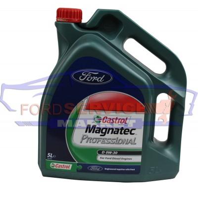 Масло моторне  Castrol Magnatec Professional 0W-30 diesel (5л.) для Ford