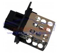 Резистор вентилятора охлаждения двигателя аналог для Ford Fiesta 7 c 12-18, EcoSport с 13-17