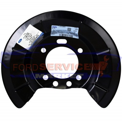 Щиток тормозного диска суппорта задний оригинал для  Ford Focus 3 c 11-18