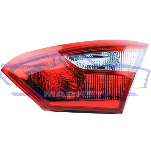 Фонарь стоп задний правый внутрений неоригинал для Ford Focus 3 c 11-14
