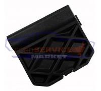 Заглушка заднего бампера оригинал для Ford Focus 3 c 11-14 хетчбек