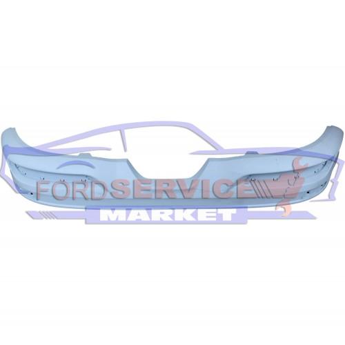 Спойлер заднего бампера оригинал для Ford Focus 3 ST c 11- хетчбек