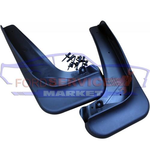 Брызговики передние комплект с крепежом оригинал для Ford Focus 3 c 11-18