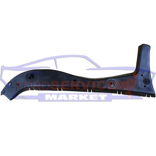 Кронштейн крепление заднего бампера правый оригинал для Ford Fiesta 7 USA c 13-17 седан