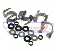 Уплотнительные кольца форсунок комплект оригинал для Ford с 2.0-2.3 EcoBoost