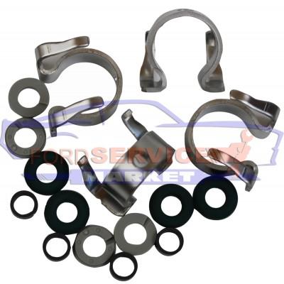 Уплотнительные кольца форсунок комплект оригинал для Ford 1.0-1.6 EcoBoost
