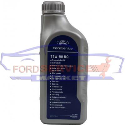 Масло трансмиссинное для МКПП Ford 75W-90BO 1л