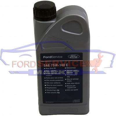 Масло трансмиссионное для раздаточной коробки Ford 75-W140 (1л.)