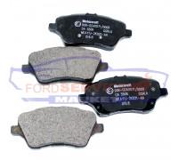 Тормозные колодки дисковые передние оригинал для Ford Fiesta 7 c 13-17 ST180, B-Max c 12-