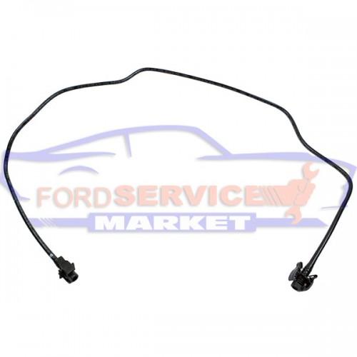 Патрубок/трубка обратки охлаждения от бачка к ГБЦ оригинал для Ford Focus 3 c 11-  для 1.6 Sigma/Duratec АКПП