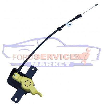 Ручка открывания замка капота с торсиком оригинал для Ford Kuga 2 c 12-18, Escape c 13-19, Lincoln MKC с 15-19