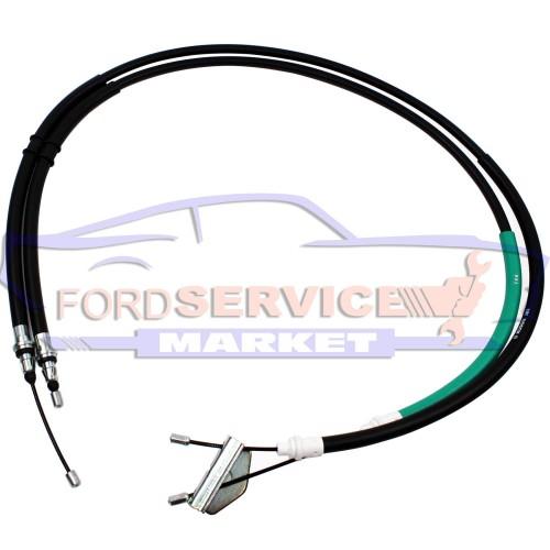 Тросы ручника основные неоригинал для Ford Fiesta 6 c 02-08, Fusion c 02-12