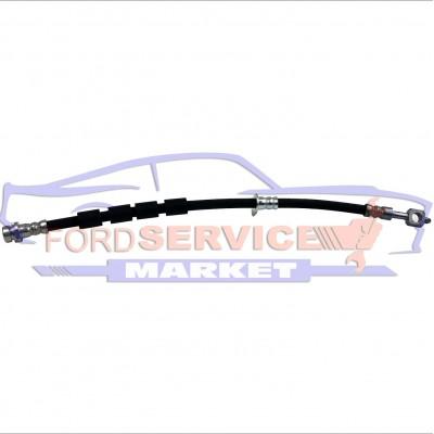 Тормозной шланг передний левый аналог для Ford Fiesta 7 c 08-18