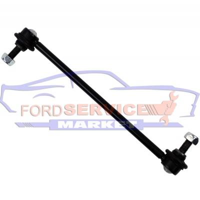 Стойка стабилизатора переднего (стальная) аналог для Ford Fiesta 7 c 08-18, B-Max c 12-17, EcoSport с 13-, KA+ с 14-, Tourneo Courier с 14-, Transit Courier с 14-